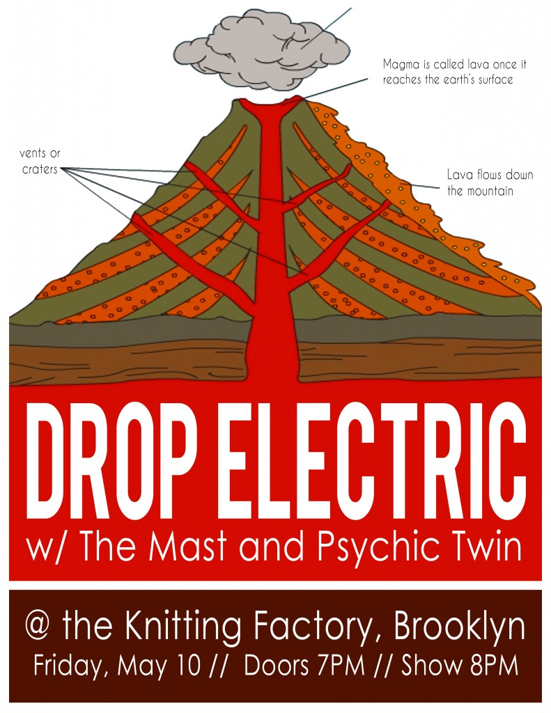 Drop Electric - KF Flyer