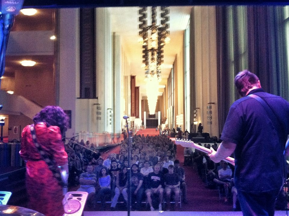 Kennedy Center - 5-19-13