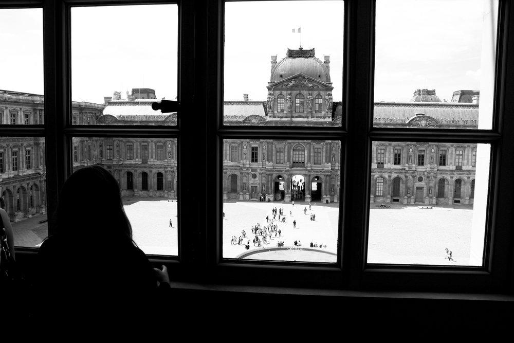 Louvre, 2009