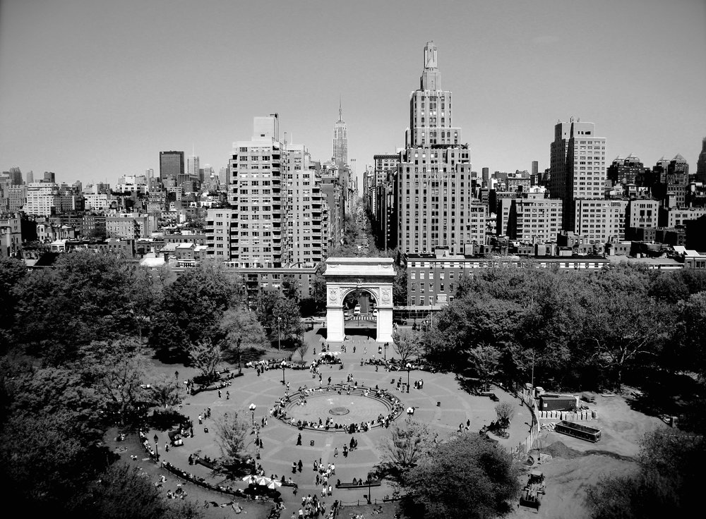 Washington Square Park, 2011