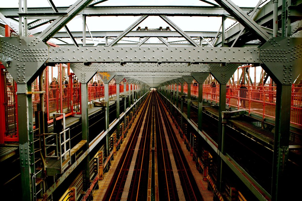 Williamsburg Bridge, 2013