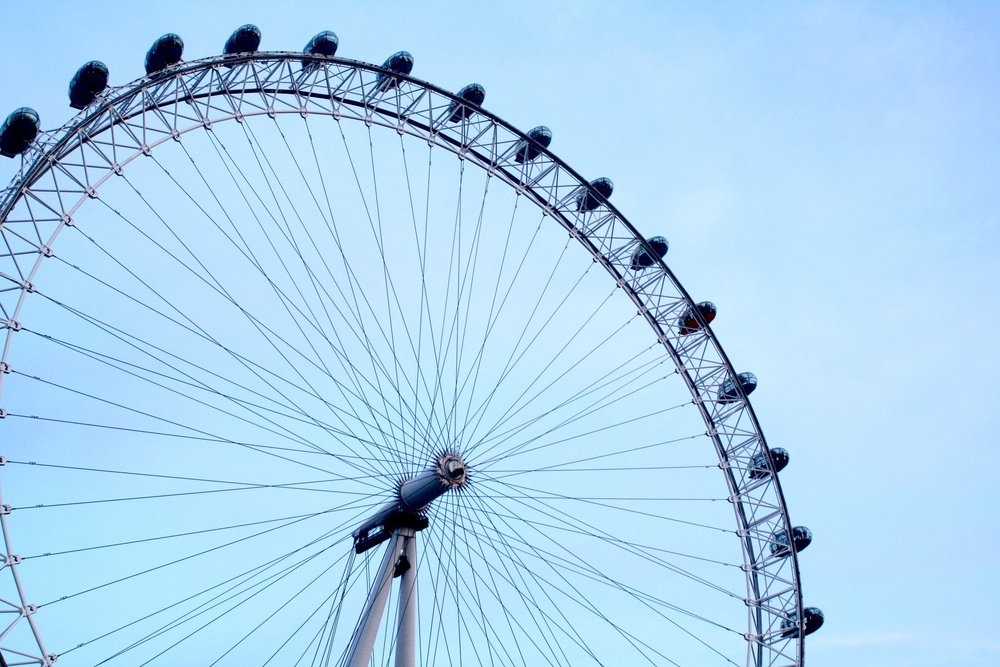 London Eye, 2014