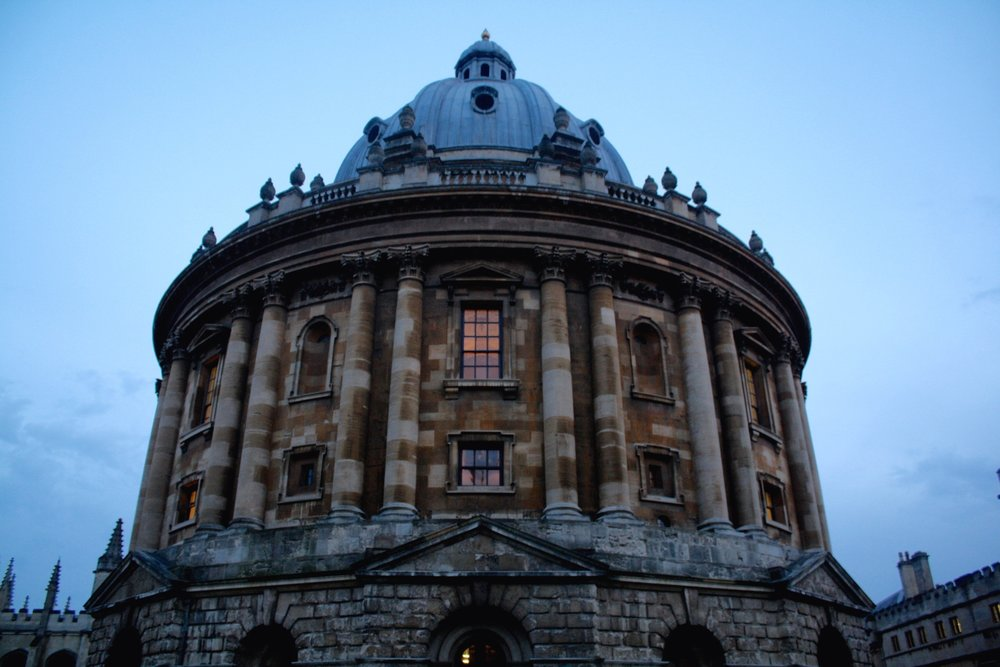 Bodleian Library, 2014
