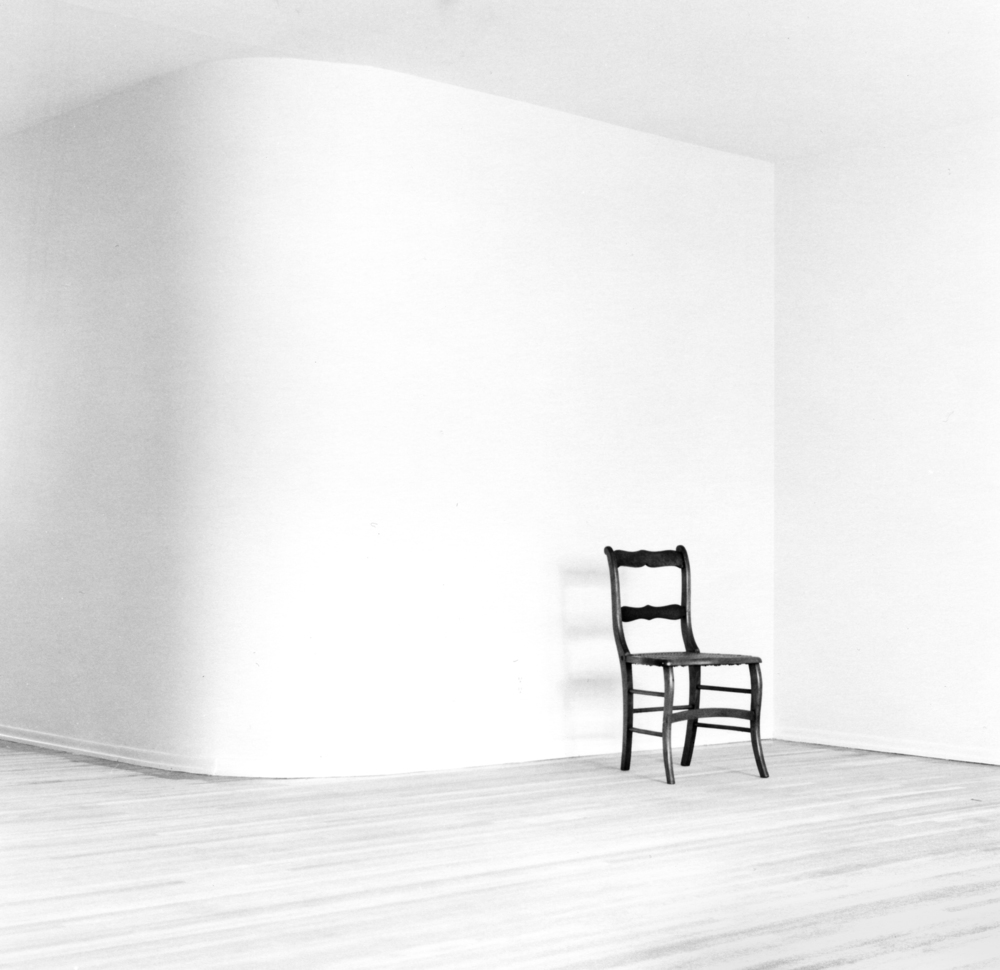 Chair In Empty Room C Arnold Kastenbaum