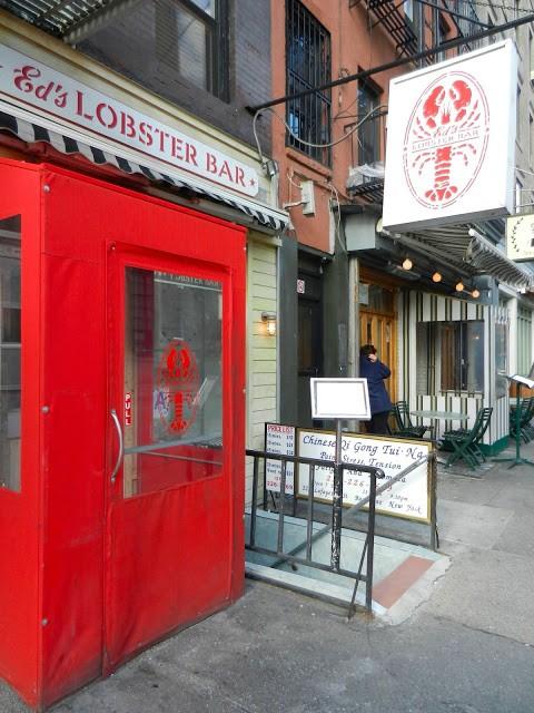 Fachada do Ed's Lobster NYV | Vivian De Gann / CD4