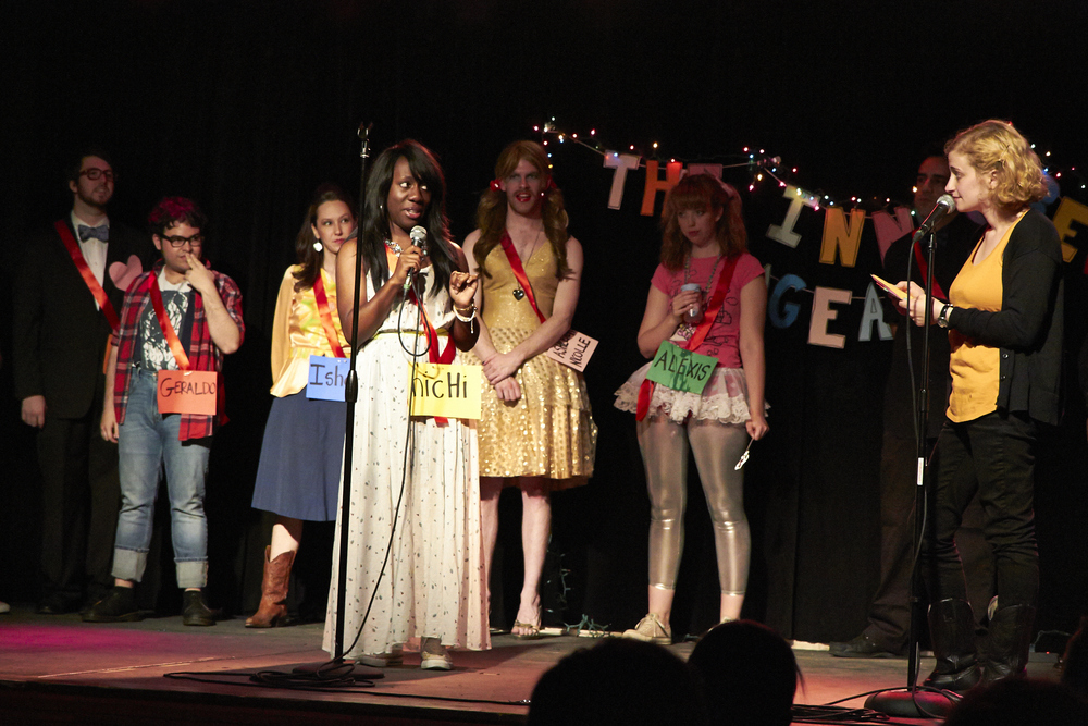 NYC Inner Beauty Pageant