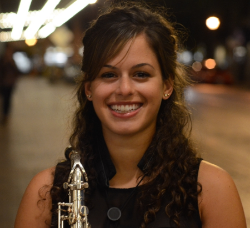 Alexa Tarantino - Saxophone/Woodwinds