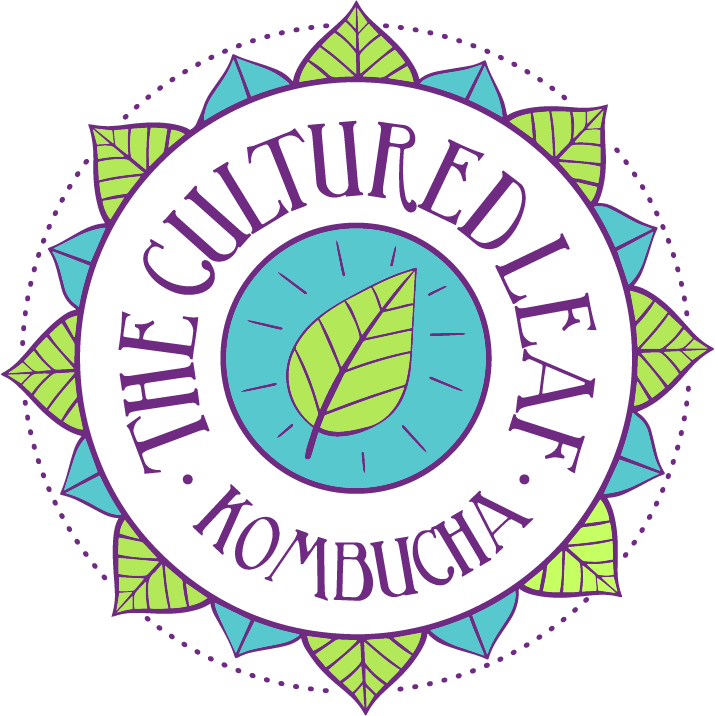 The Cultured Leaf Kombucha