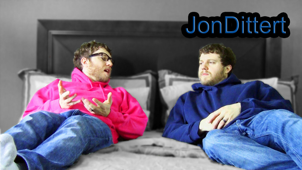 JonDittert, personal/random topics