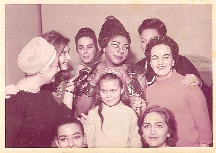 Buenos Aires, Argentina 1973