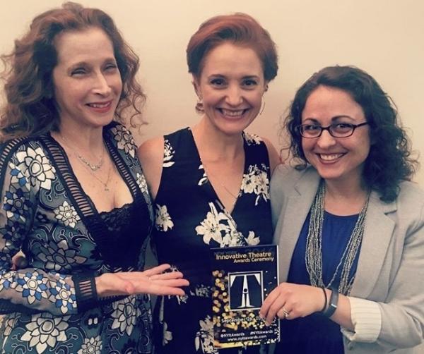 Wendy Mae Shelton, Maeve Yore, & Megan Grace