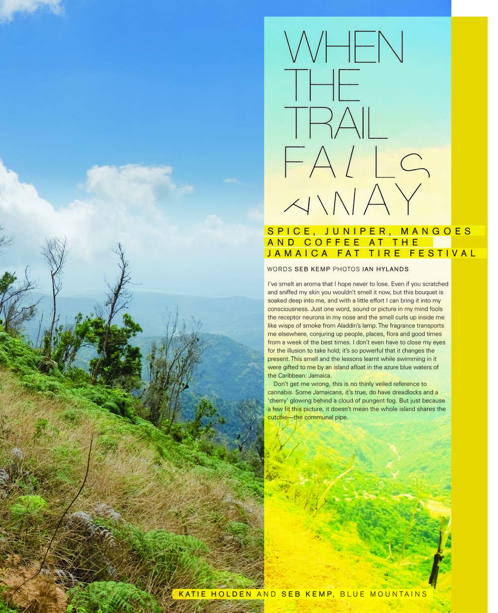 Spoke Magazine - 2011