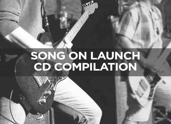 Submit a song to be included on the LAUNCH CD Compilation included in every attendee bag and linked on every attendee badge. PRICES BASED ON SONG LENGTH: $100: (1) song 3:30 or less $150: (1) song 3:31 - 3:59 $200: (1) song 4:00 - 4:30 $250:(1) song 4:31 - 5:00 $350(1) song 5:01 - 5:30