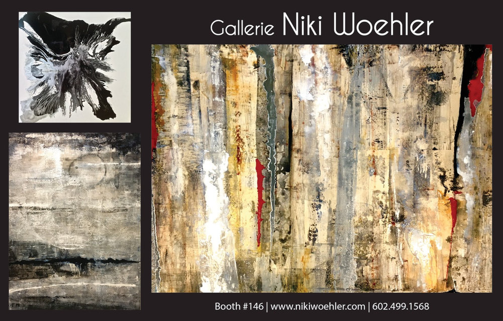 Come and see me at Art Expo New York! April 21-24, 2017. Booth #146