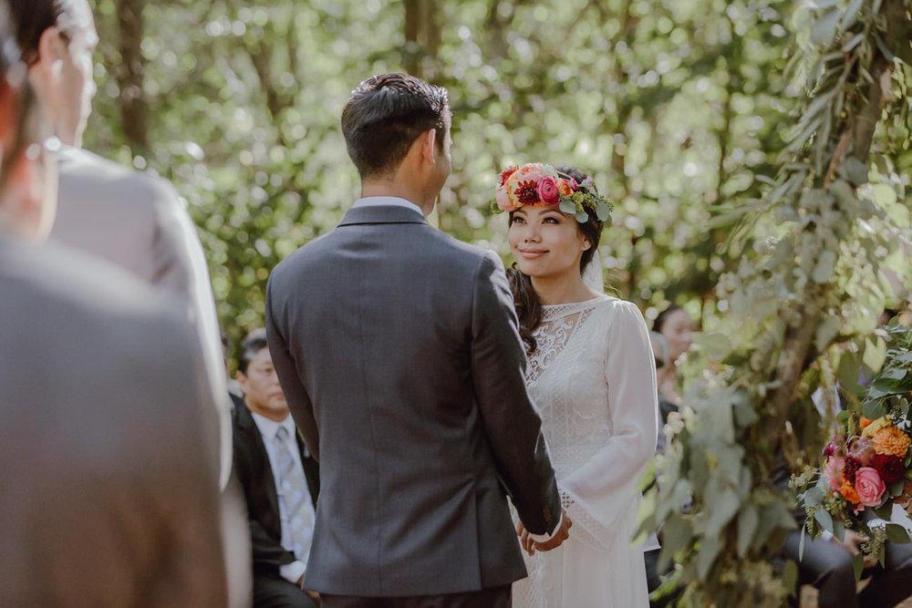 Sand Rock Farm Aptos California wedding photographer