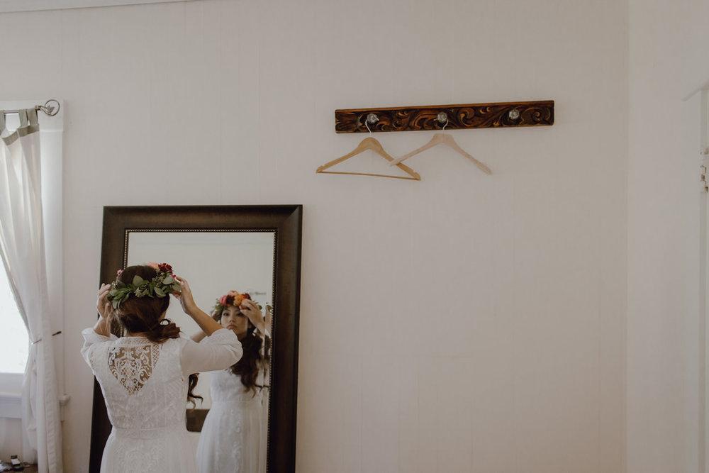 creative wedding photography california