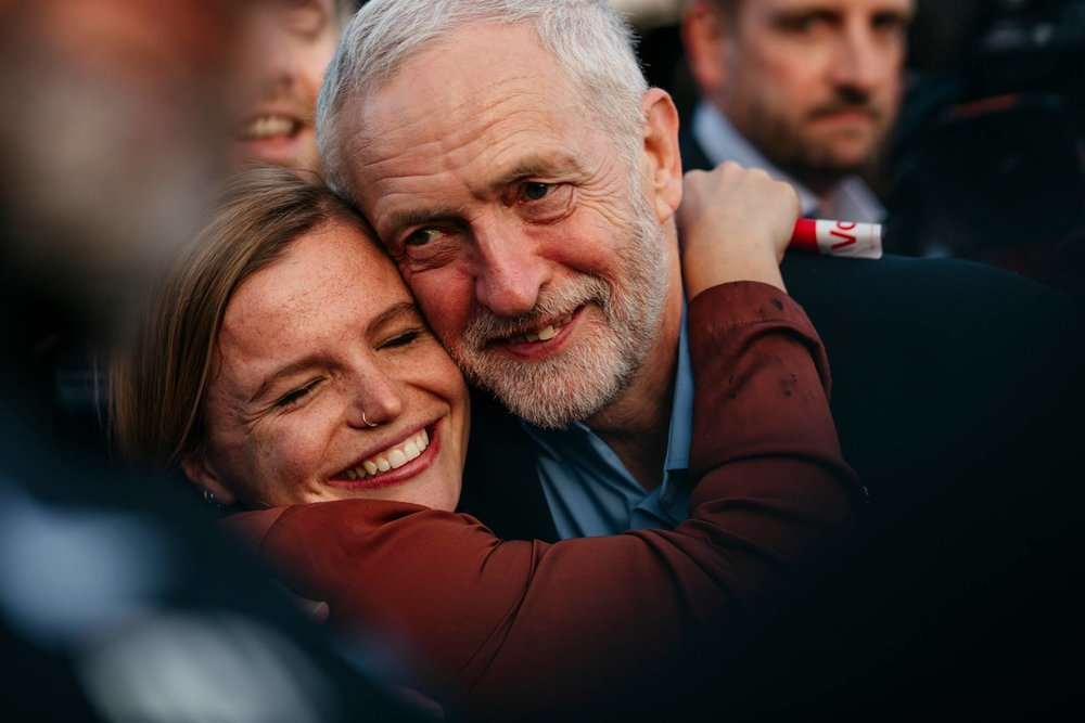 """I think this is basically an impossible task BUT this one is up there, if not just for the image but the experience of meeting Jeremy Corbyn and the atmosphere of the event, plus its the first image I've ever sold to the national press (and it gave me the opportunity to tell the Daily Fail to F off and shove their offer up their you know what""   Shelly Richmond"