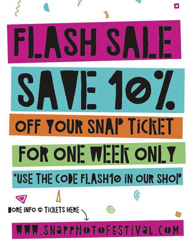 Go get 'em! www.snapphotofestival.com #snapphotofest