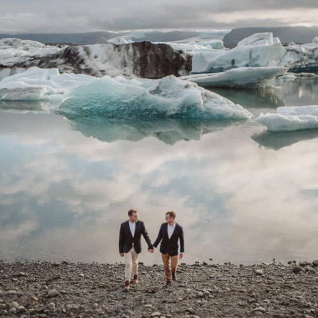 "Sharing work from within our awesome community with this amazing shot by @bethanyhowarthphoto . . . . . RepostBy @bethanyhowarthphoto: ""One of my fav trips of all time! Iceland is so beautiful ❤️ Love these guys! . . . . . #lookslikefilm #lookslikefilmweddings #queenstownweddingphotographer #newzealandweddingphotographer #nzweddingphotographer #wanakaweddingphotographer #icelandwedding #icelandelopement #icelandweddingphotographer #icelandweddingplanner #nzelopement #dirtybootsandmessyhair #belovedstories #adventurouswedding #radlovestories #junebugweddings #photobugcommunity #greenweddingshoes #elopementcollective #destinationweddingphotographer #ukweddingphotographer #asylumlondon #rockmywedding #heyheyhellomay #imengaged #elopementlove #lgbtweddingphotographer #aucklandweddingphotographer #christchurchweddingphotographer #thewandererscommunity"""