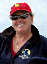 Captain Elizabeth Shanahan, 200/500 T USCG Master, SA