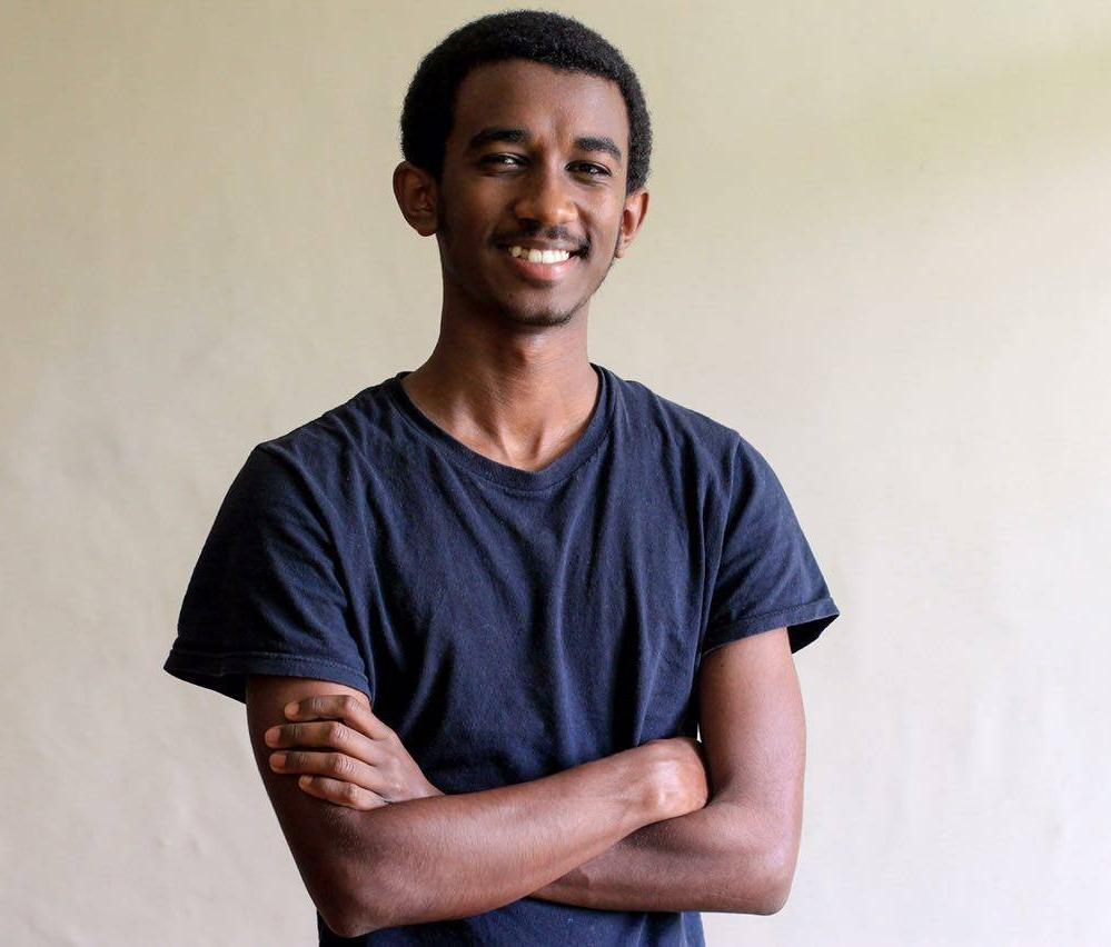 Addismiraph Abebe, 20  - Creative Director