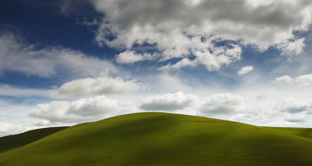 Green Hills of California