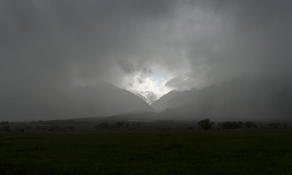 Light, Mountains, Storm. 2015