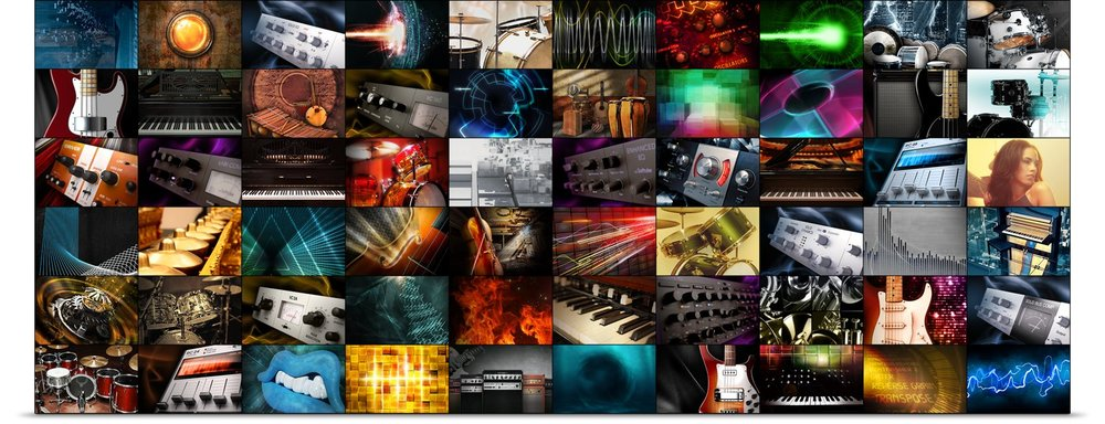Native Instruments Komplete 10U - insanely large library of incredible sounds!