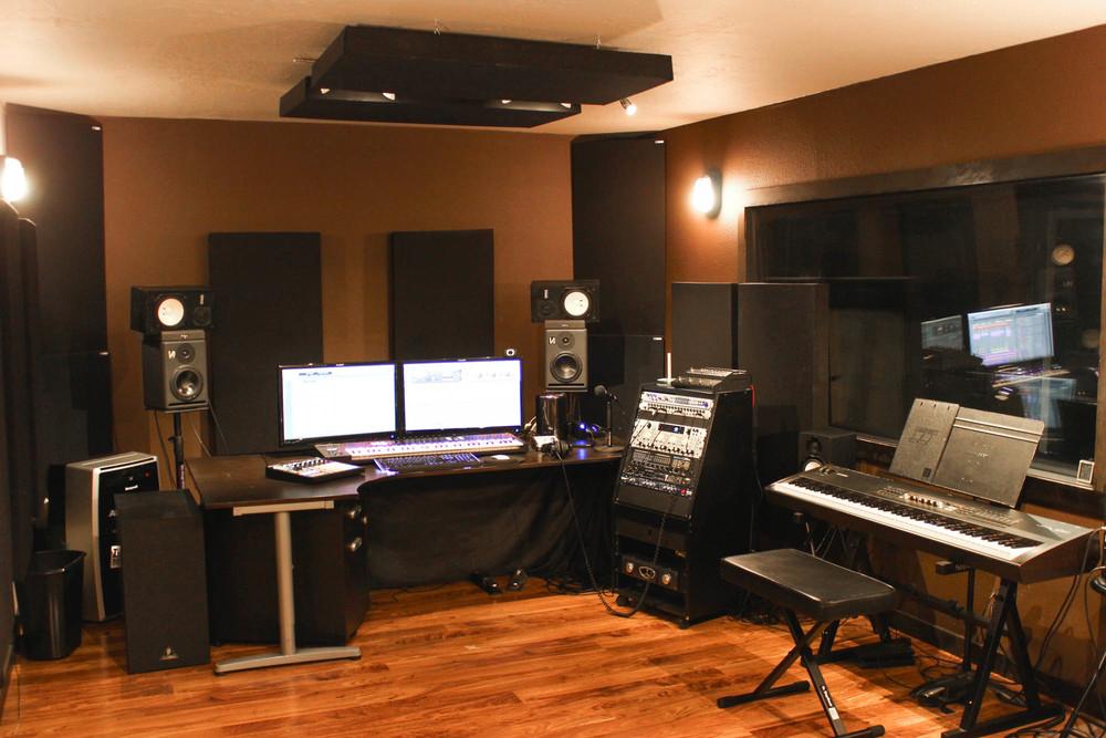 Control Room Corner