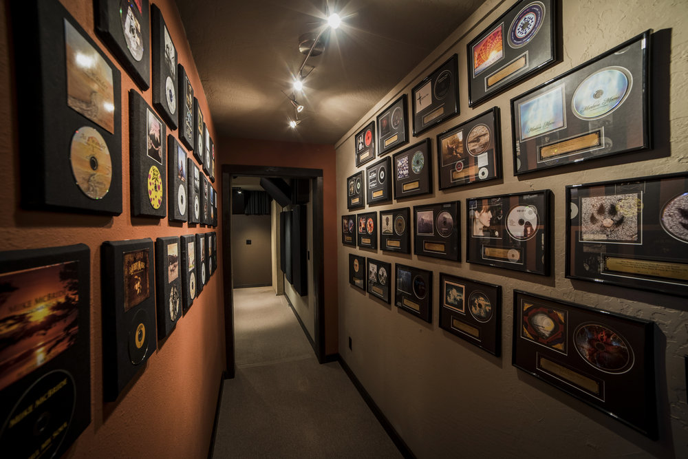 This is our wall of fame. We hope to see your album or EP up here soon!