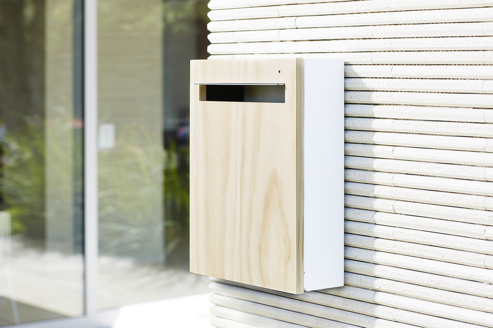 Single Wall mounted Letter Box