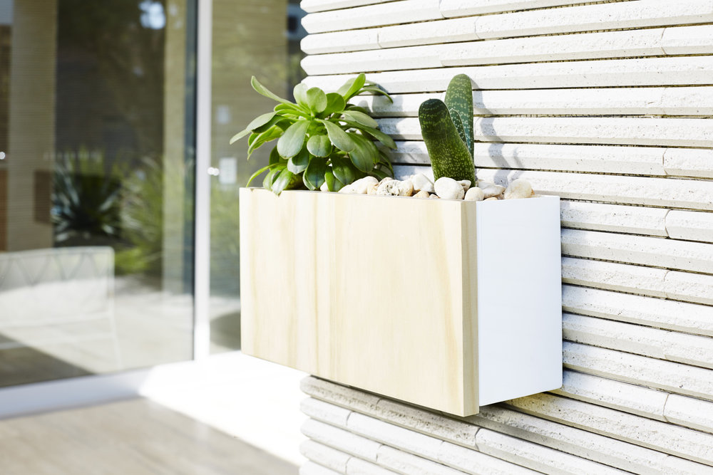 Javi - Wall Planter