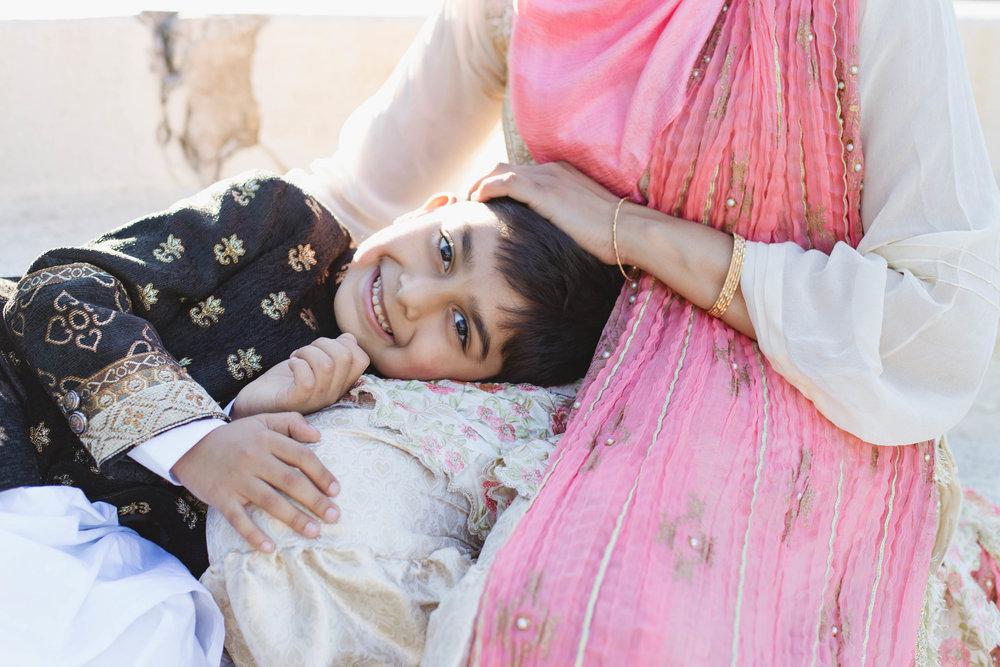 Fariha Wajid Photography and Design Family Photo Session Cantigny Park