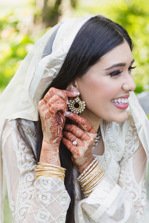 Fariha Wajid - Nikkah Photography Lilacia Park