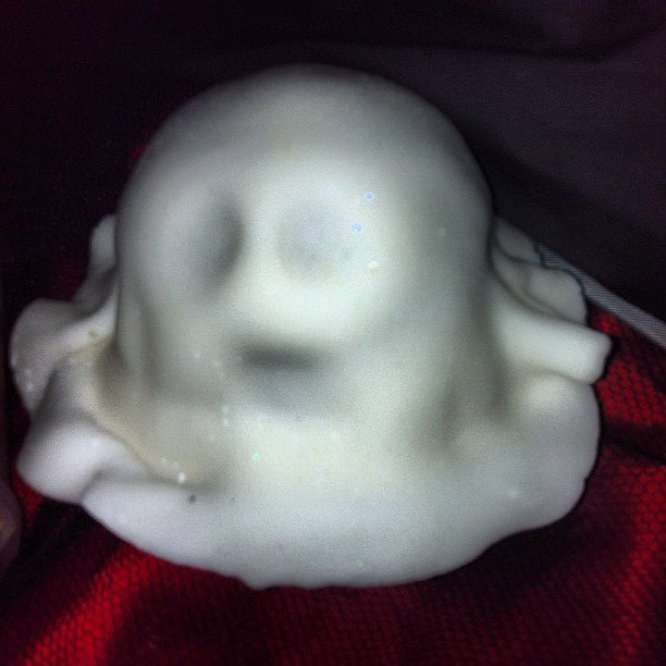 Teacake Ghost