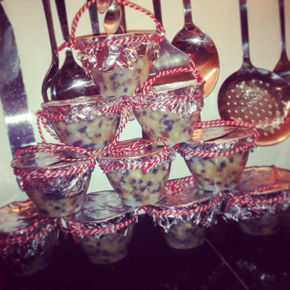 Christmas Puds