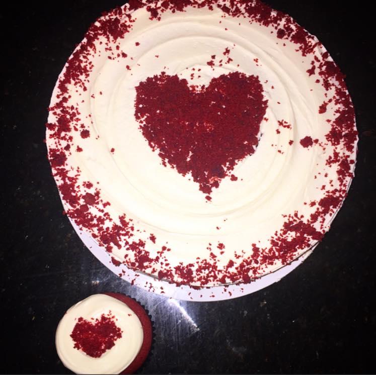 Valentines Red Velvet