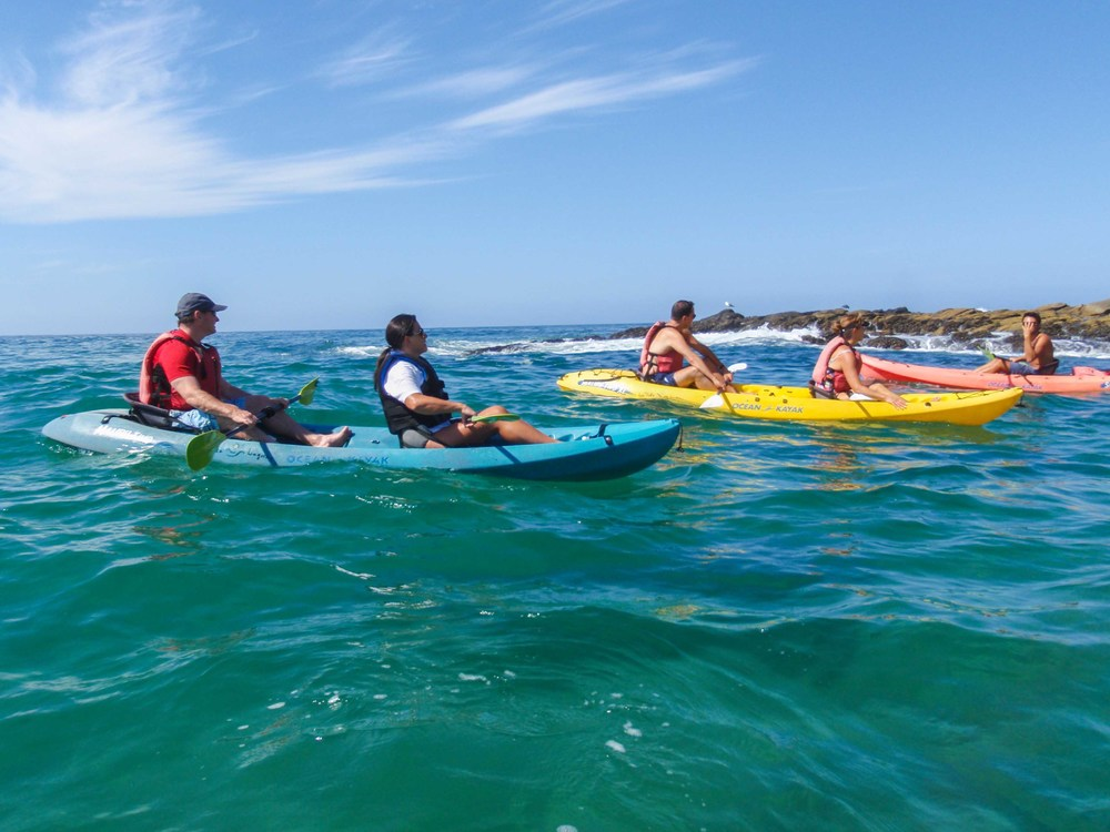 Family Kayak Trips La Vida Laguna