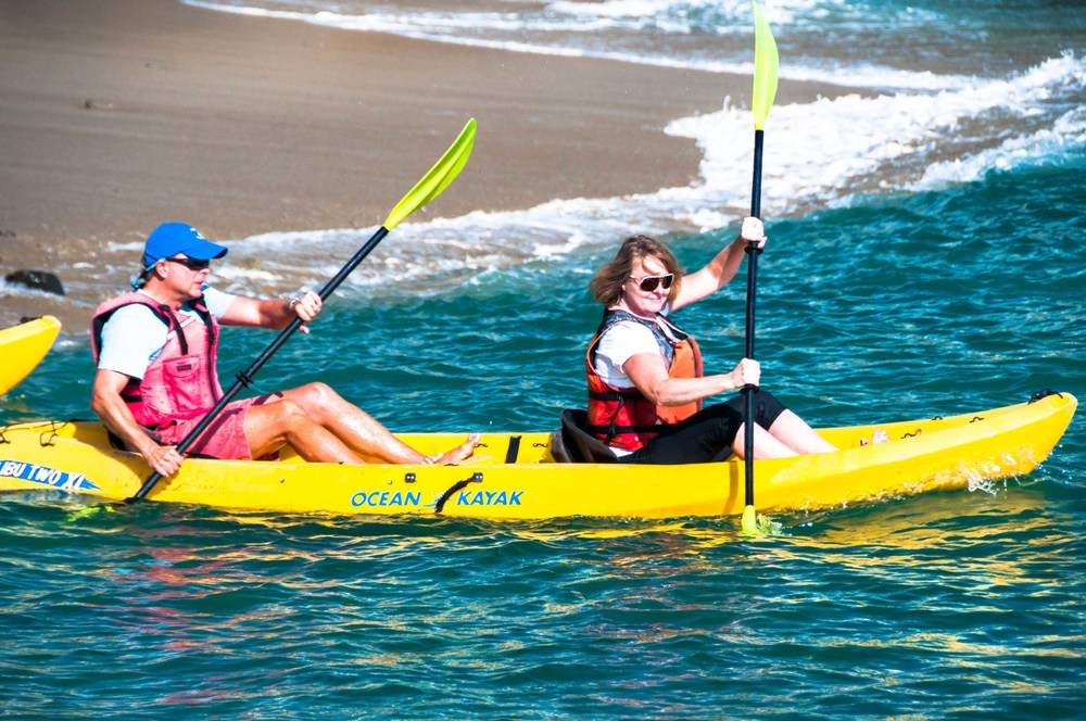 Ocean Kayaking Tours Laguna Beach