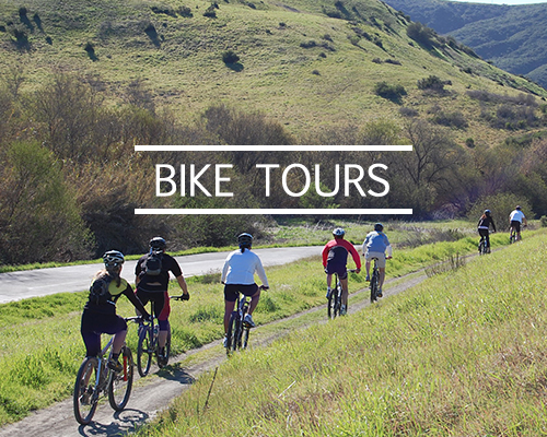 Bike Tours Laguna Beach