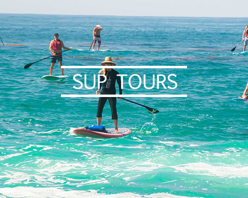 SUP Tours Laguna Beach