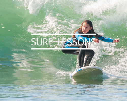 Surf Lessons Orange County