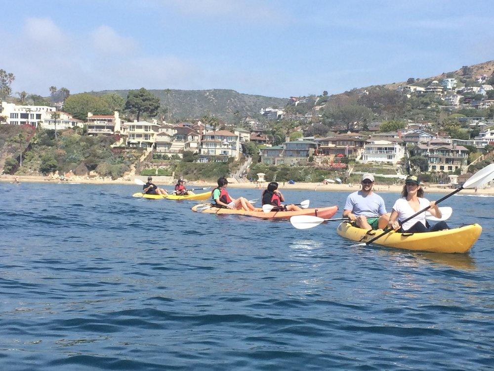 Kayak Tours -