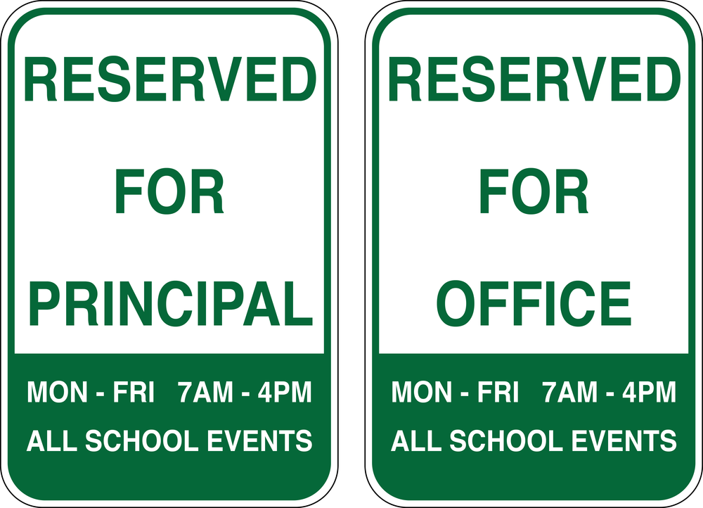 Holy Cross reserved sign.png