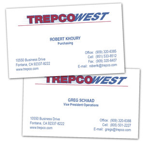 Signs banners digital signage printing in ventura ca graphic trepco business card 01g reheart Images