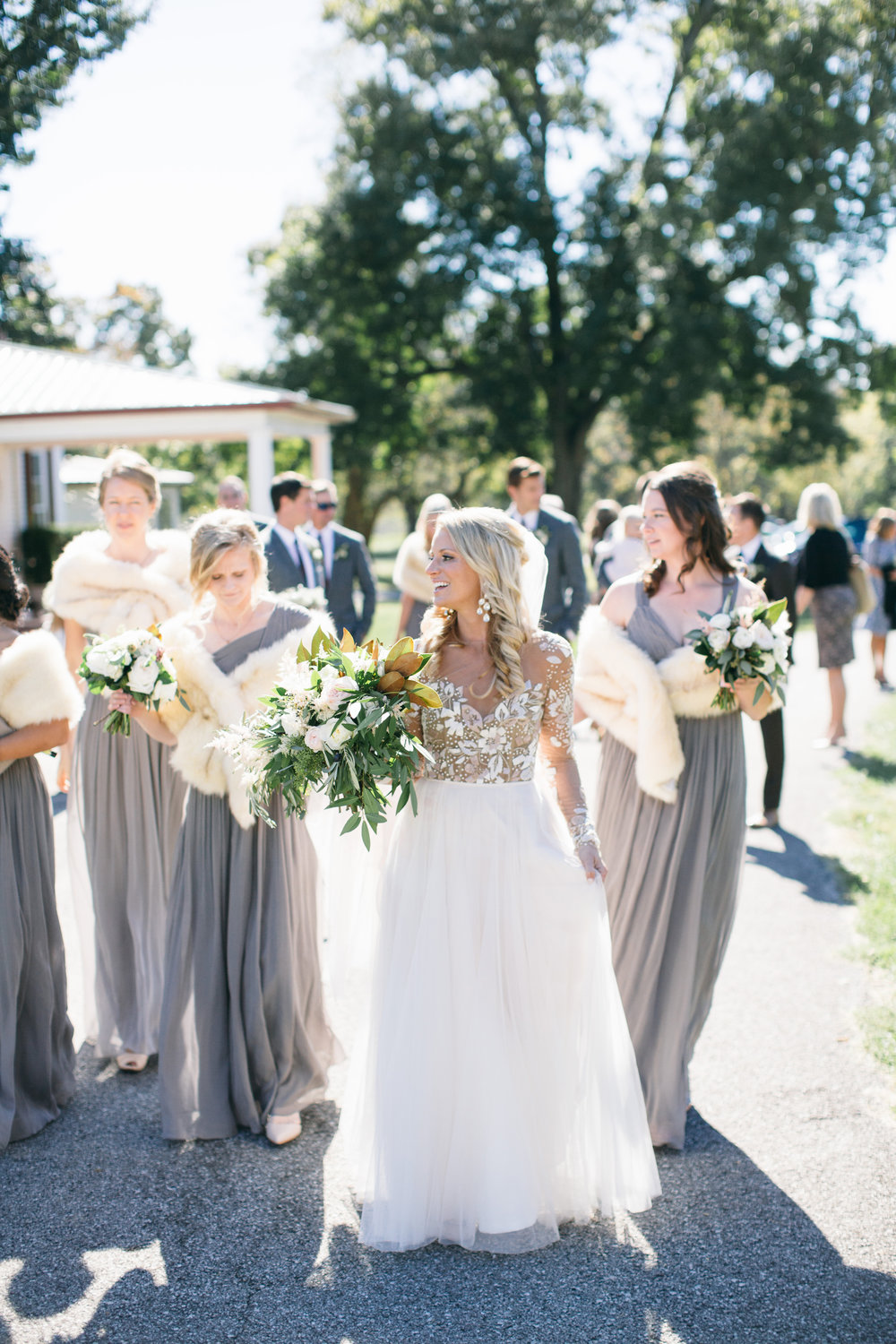 Tate & Mark    Kentucky to the core. Gorgeous horses, select bourbon, a cigar bar and a barn converted to a classic reception hall- this wedding had it all!This October wedding will forever be recorded as perfect in our books, we even had the weather on our side.