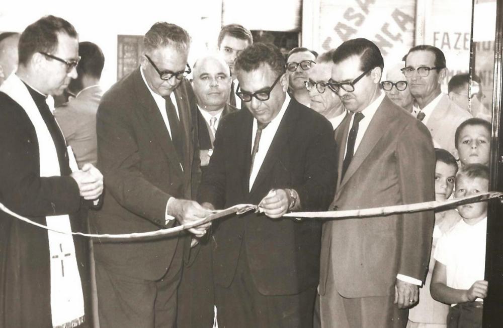 Elpidio Roberti - grand opening 1954 -