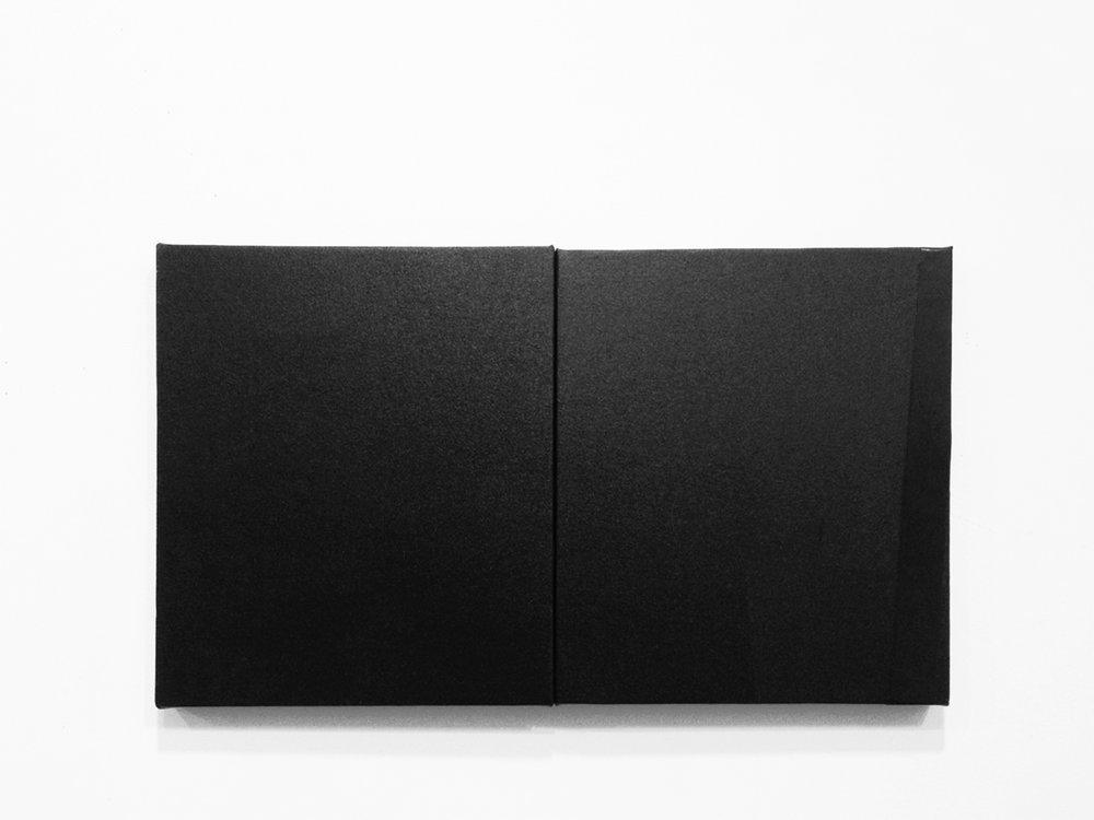 jay paavonpera  untitled  tyvek  60 x 40 cms  2014