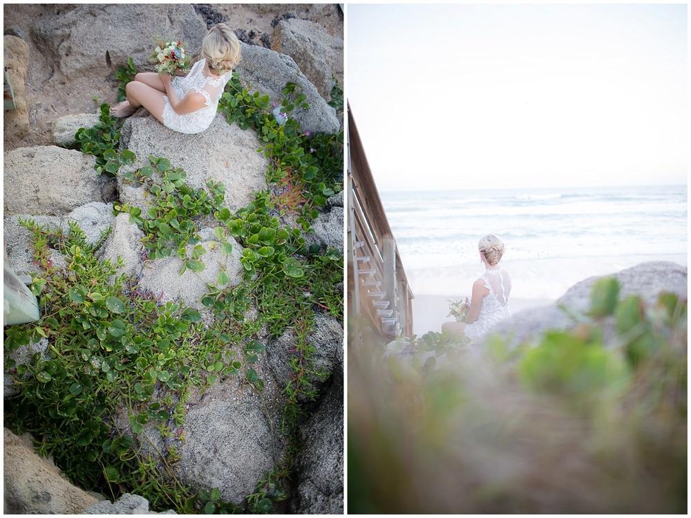 winter beach wedding @psjphotography