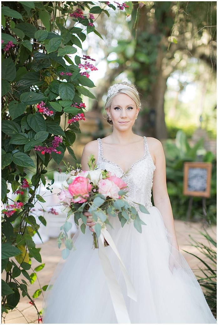 Garden Affair Styled Bridal Shoot